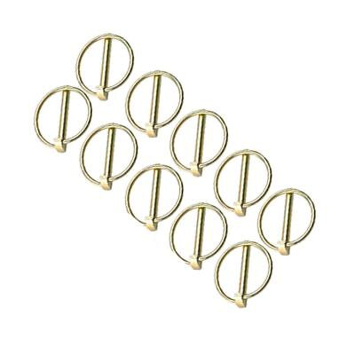 6mm Lynch Spine Clamp Clip (perno) tiranteria del perno di bloccaggio 10pc rimo
