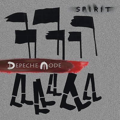 DEPECHE MODE ‎SPIRIT 2CD DELUXE INC 28 PAGE BOOKLET NEW Gift Idea Album Edition