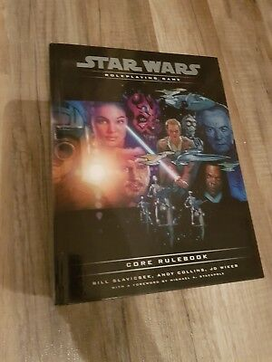 Star Wars Roleplaying Game - Core Rulebook