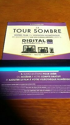 La Tour Sombre Digital HD version Française Blu-ray