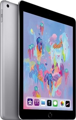 Apple Tablet-PC / iPad iPad (32GB) WiFi (2018) 6.Generation