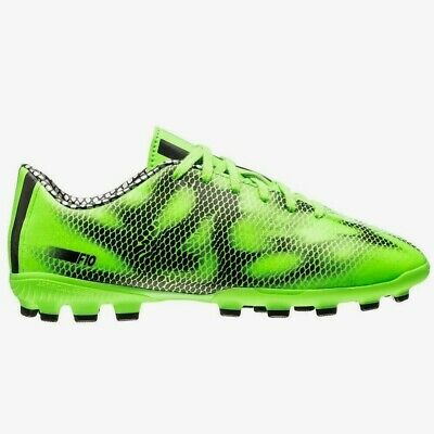 1ce59e0dc adidas F10 Messi Boys Girls Football Boots Junior Kids Moulded Studs UK 2