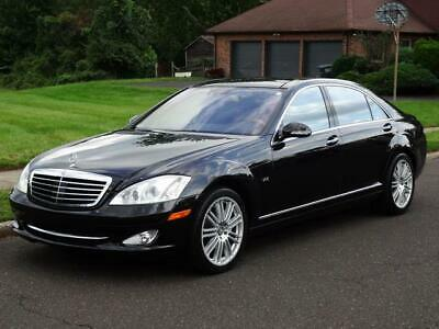 2008 Mercedes-Benz S-Class S600 S-600 DESIGNO EDITION! FULLY LOADED! DVD/TVs! ENTERTAINMENT PACK SUNROOF LEATHER HEATD/COOL/MEMO/MASSAGE SEATS BACKUP CAM