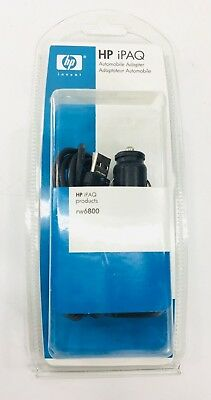 Automobile Adapter For HP iPAQ rw6800- P/N FA765AA#AC3 - Free Priority Shipping