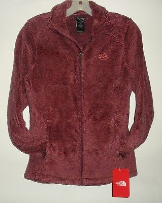 53f21c2416c0 NWT THE NORTH Face Osito 2 Women s Fleece Jacket Sz M White Beige ...