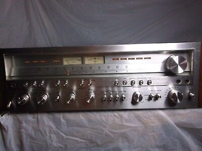 Pioneer SX1050, Stereo,Refurbished, excellect condition,New Formica Veneer.
