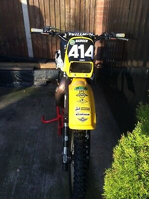Yz125H 1981