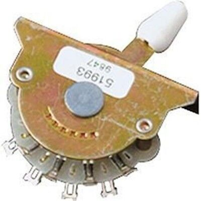 NEW - Genuine Fender 5-Way Selector Switch, 099-1367-000