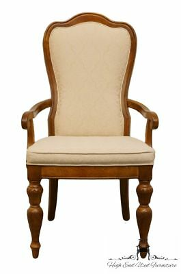 STANLEY FURNITURE Italian Tuscan Style Upholstered Dining Arm Chair 767-11-75