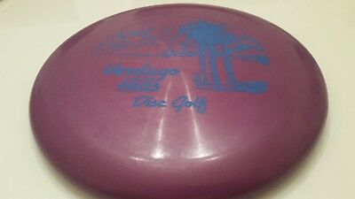 Innova Star Aviar - Verdugo Hills Disc Golf Stamp - 173.9g - Beadless - Rare