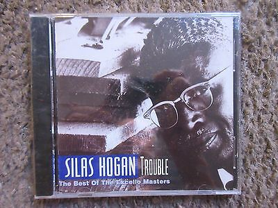 """Silas Hogan """"trouble-The Best Of The Excello Masters"""" 1995 26 Trx.sealed Oop Cd!"""