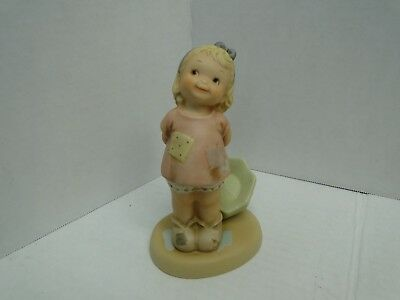 Memories of Yesterday - Lucie Attwell - Enesco 1996 #162639 All His Children