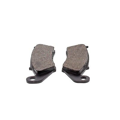 Front Semi-Metallic Brake Pad Set for 1993-1996 Kawasaki KLX650