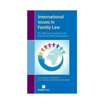 International Issues in Family Law by Henry Setright (author), David Williams...