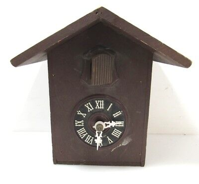 Vintage, Wooden Cuckoo Clock, Made in Germany