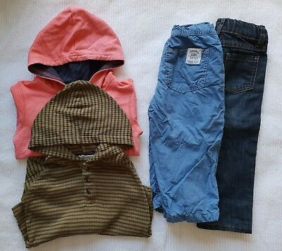 Size 1 Boys Pants and Tops Pumpkin Patch Charlie&Me
