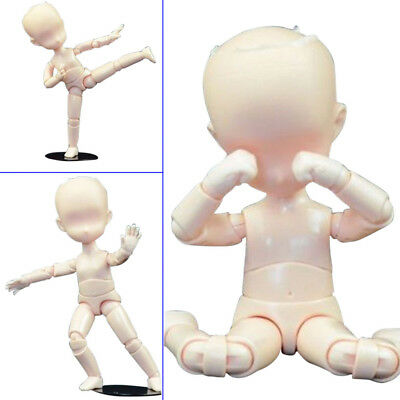 Body Kun Doll PVC Body-Chan DX Set Child Action Figure Kid Model for SHF