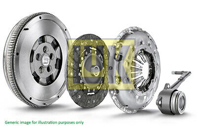 Dual Mass Flywheel DMF Kit with Clutch and CSC 600024000 LuK Quality Replacement