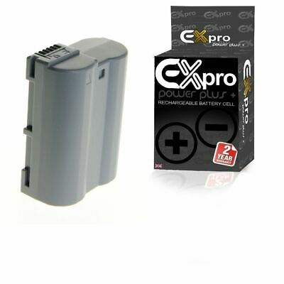 Ex-Pro EN-EL15B 2500mAh Battery for Nikon D7200, D7500, Z6, Z7
