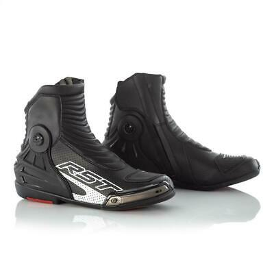 RST 2341 Tractech Evo III 3 Sport CE Motorcycle Short Boots Black