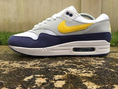 Eu Max Trainers 10 Ah8145 45 Uk Air Men's Size Nike 'tour 1 ® Yellow' 105 New mN0v8wnO