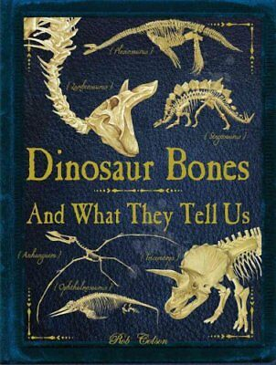 Dinosaur Bones And What They Tell Us by Rob Colson 9781770856943