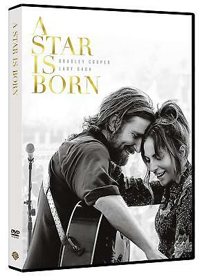 A STAR IS BORN (DVD) Bradley Cooper e Lady Gaga, NOMINATION OSCAR 2019