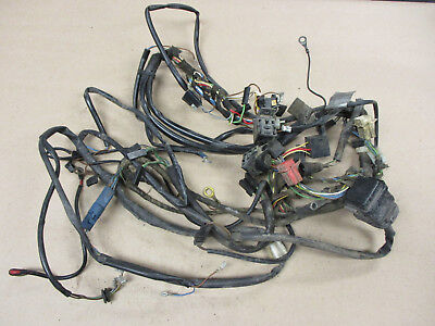 Swell Bmw R100 Airhead Small Wire Harness 15 00 Picclick Wiring Cloud Staixuggs Outletorg