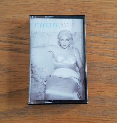 MADONNA - Secret - 1994 UK Cassette Tape Single