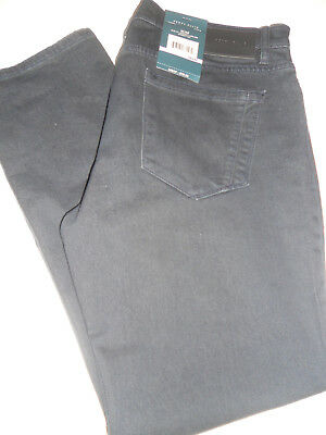 eaedd437b4 NWT PERRY ELLIS 38 x 32 SLIM Straight Stretch Low 470 Dark Indigo Denim  Jeans