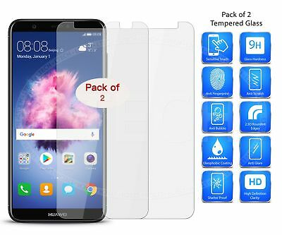 [2 PACK] Tempered Glass Screen Protector for Samsung Galaxy J7 Prime / SM-G6100