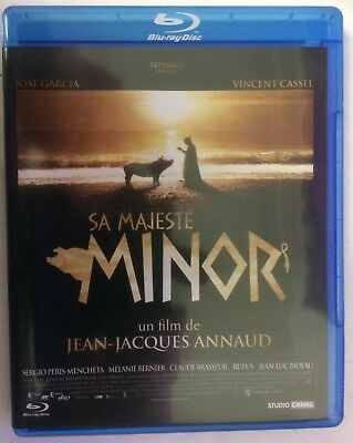 Sa Majesté Minor Blu-Ray