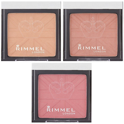 Rimmel Lasting Finish Soft Colour Mono Blush - Choose Your Shade - 4g & 4.5g