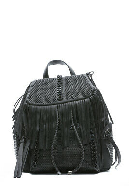 e0e7f408d4 LA CARRIE BAG Borsa Zaino Nero Donna Unforgettable Art 191-Z-220-EP ...