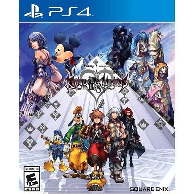 Kingdom Hearts HD 2.8 Final Chapter Prologue (PlayStation 4) BRAND NEW! II.8 ps4