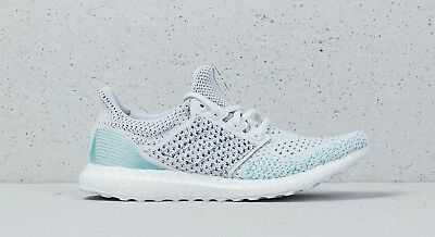 Adidas Ultraboost Parley LTD Ultra Boost Clima 4.0 BB7076 Shoes Men's 10.5