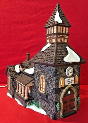 Olde Camden Town Church Dept 56 Dickens Village 58346 Christmas heritage city A