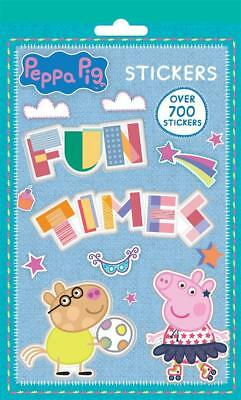 Peppa Pig over 700 Stickers