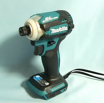 MAKITA TD 171 DZ Impact Driver 18 V 2018 Latest Model ONLY BODY Blue from  japan