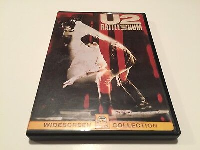 U2 Rattle and Hum - Concert Movie 1988 - DVD Music