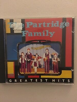 The Partridge Family -Greatest Hits Cd