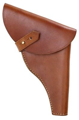 Indiana Jones S&W leather Pistol Holster by Magnoli Clothiers