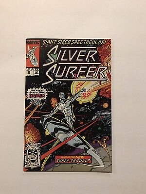 Silver Surfer # 25 (1987 2nd Series) Special Giant-sized Issue (Kree/Skrull War)