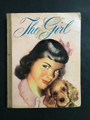 The Girl Annual From 1949 1St Printing