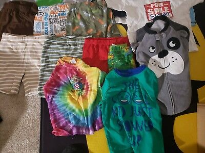 Boys Toddler Clothes Size 4T And 5T Lot
