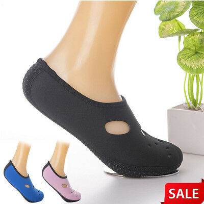 Women Men Water Aqua Shoes Diving Socks Wetsuit Non-slip Swim Beach Fast Dry UK
