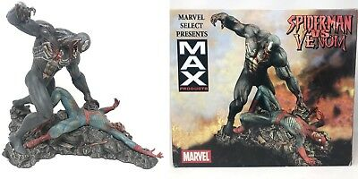 Marvel Max Zombie Spider-Man Vs Venom Statue Limited 285/2500 Diamond Select