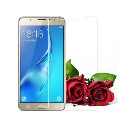 5X Tempered Glass Screen Protector For Samsung Galaxy J3 J5 J7 Pro A3 A5 A8 AU