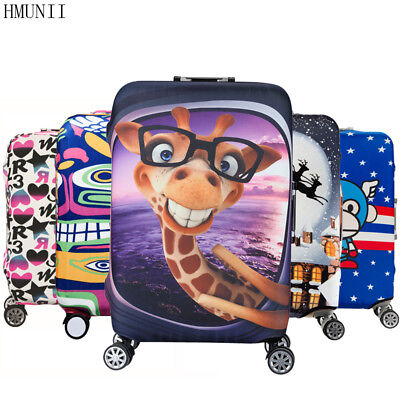 Elastic Luggage Protective Cover Trolley Suitcase Protect Dust Bag Case