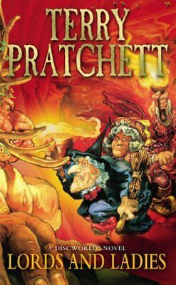 LORDS AND LADIES : A Novel of Discworld #14 By Terry Pratchett